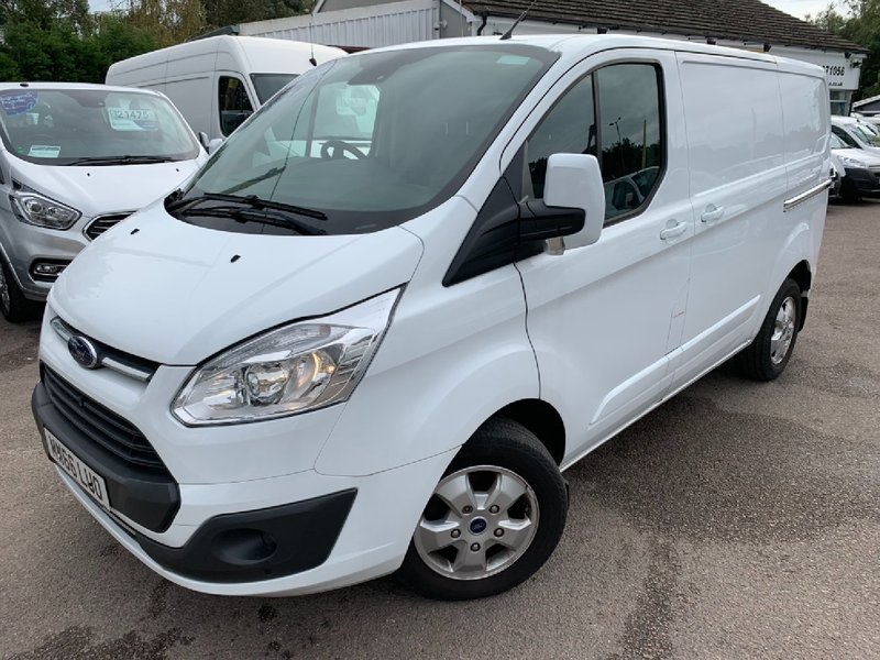 FORD TRANSIT CUSTOM TDCi 130 L1H1 SWB Opt Start-Stop 290 Limited 2016