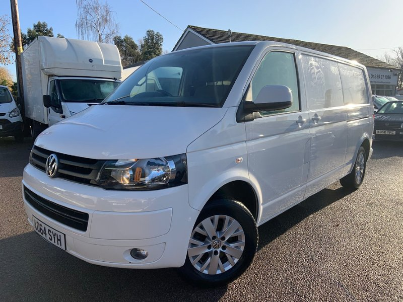 VOLKSWAGEN TRANSPORTER TDi 140 LWB T30 Highline ++140ps++ 2014